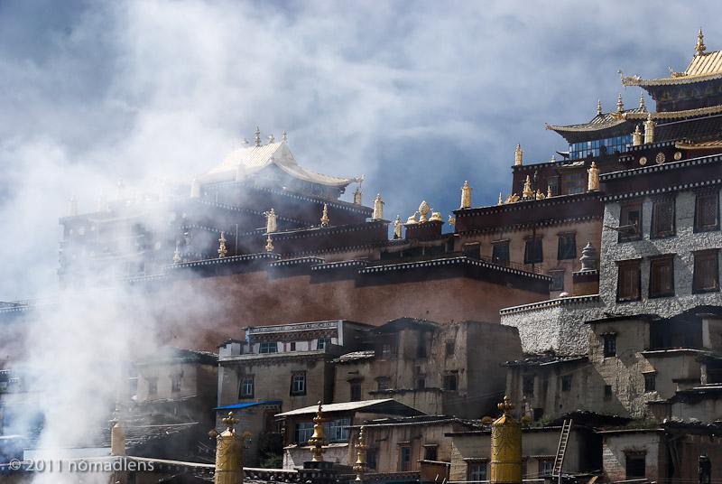 Ganden Sumtseling, Zhongdian, Yunnan, China