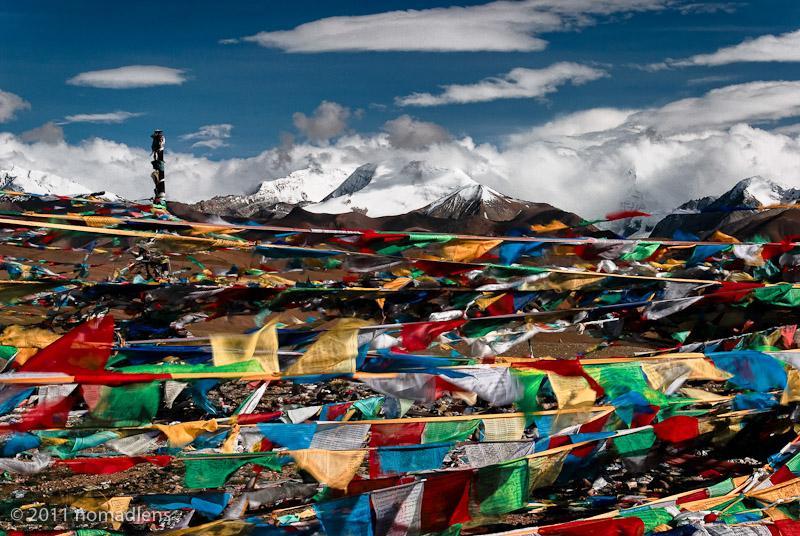 Nyalam Tong La, Tsang, Tibet