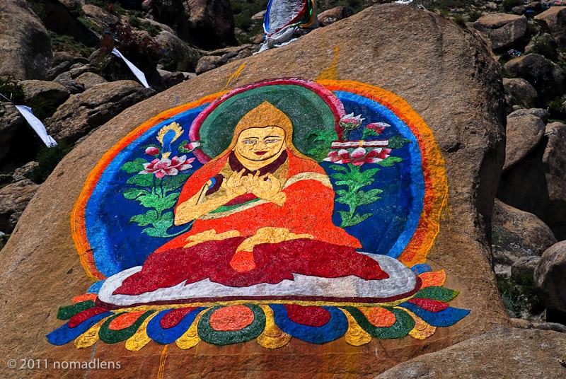 Je Tsongkhapa, Drepung Monastery, Lhasa Prefecture