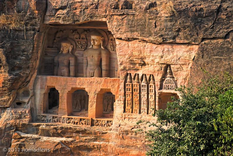 Jain Temple, Gwalior, MP, India