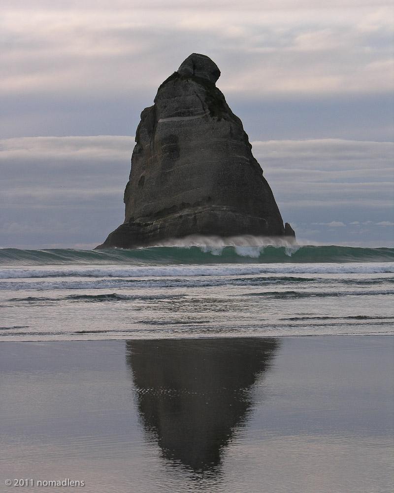 Wharakiki Beach, Marlborough, NZ