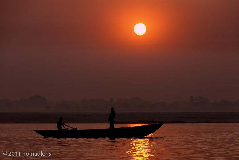 Dawn, Varanasi, India