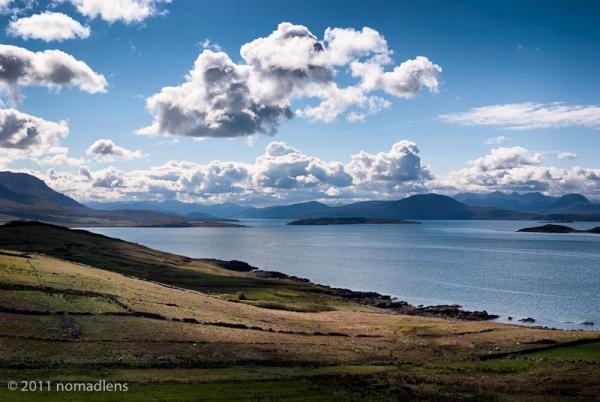 Loch Broom, Wester Ross, Scotland