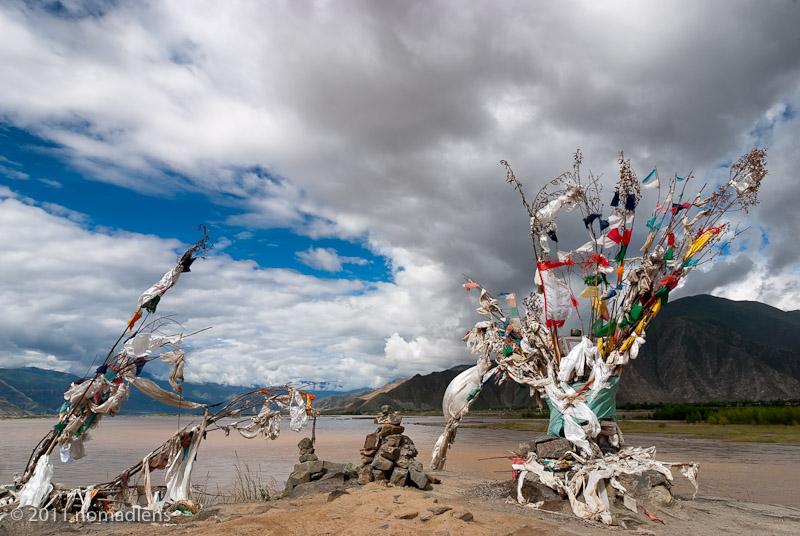 Shrine, U, Tibet