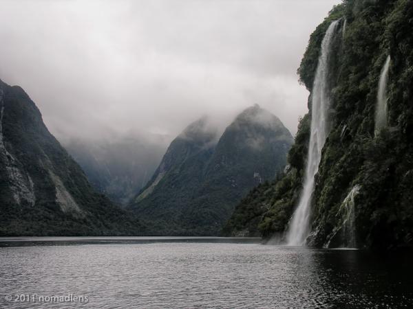 Doubtful Sound, Fiordland, NZ