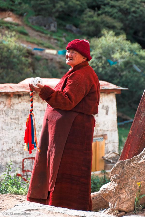 Nun, Tidrum, U, Tibet