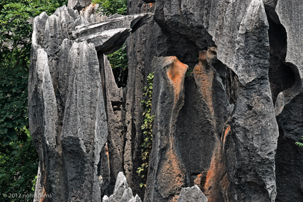 Rocks, Shilin, Yunnan, China