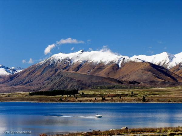 Lake Tekapo, Canterbury, NZ