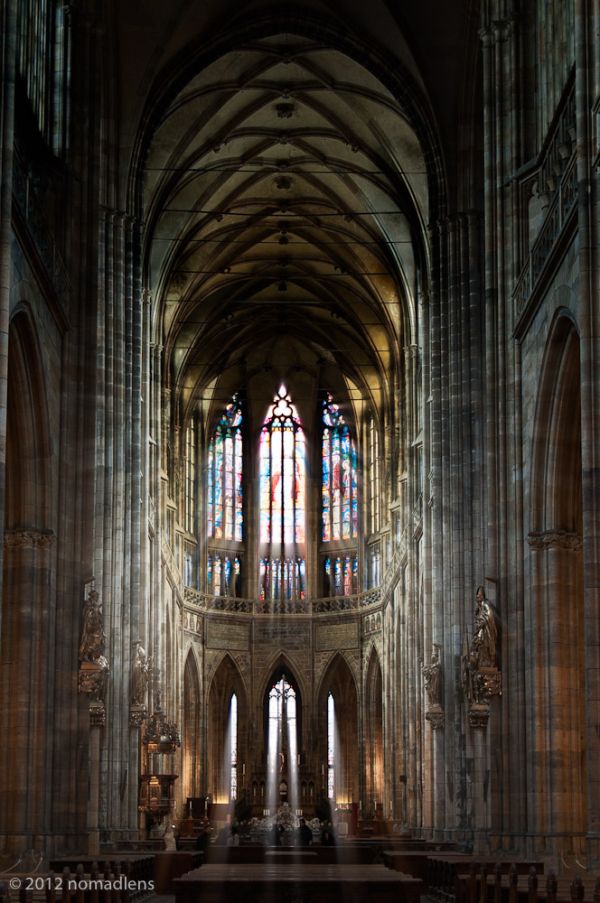 St Vitus, Prague, Czech Republic