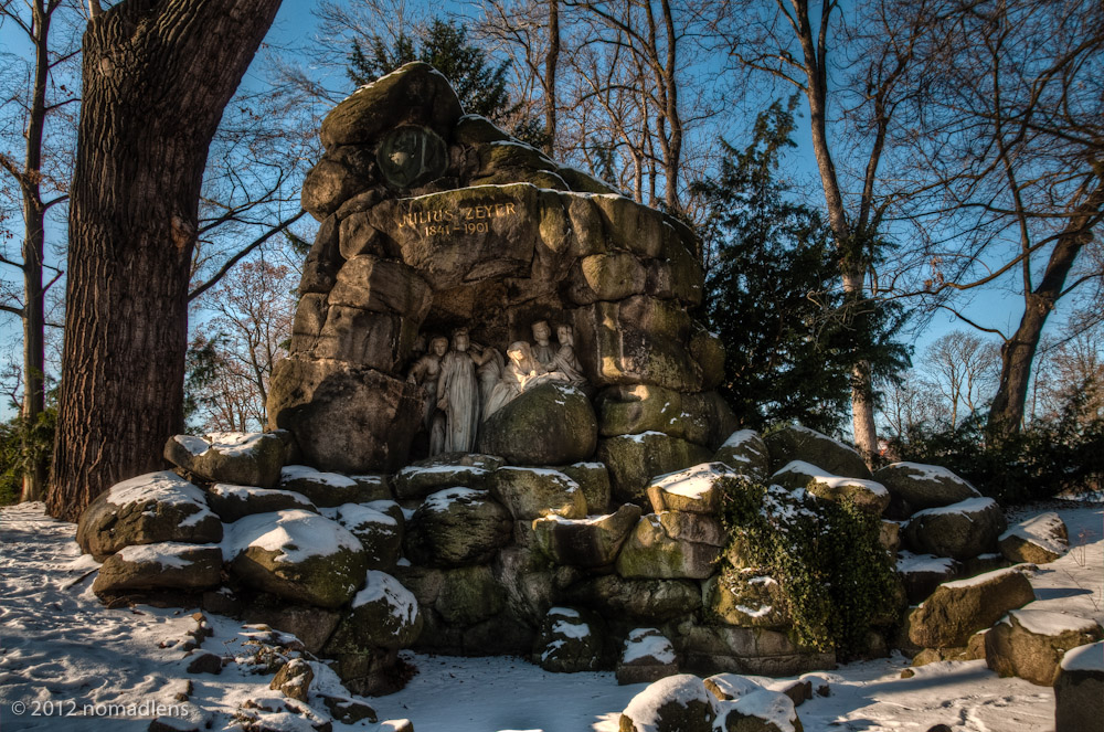 Memorial, Letna Park, Prague, Czech Republic