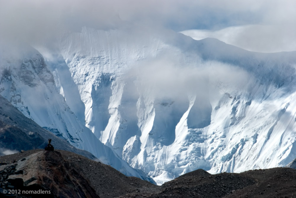 Everest, Rongbuk, Tsang, Tibet