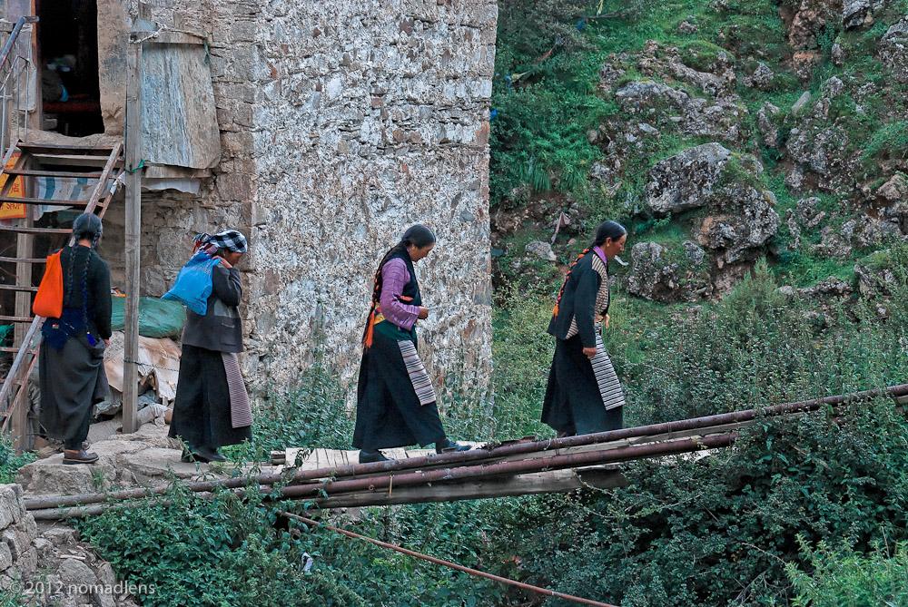 Tidrum, U, Tibet