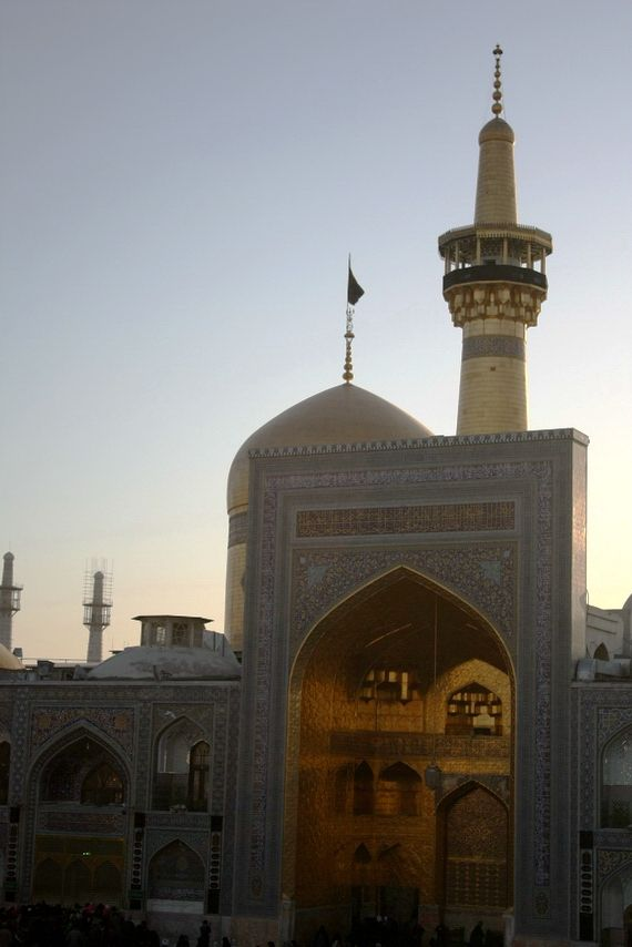 Emam Reza A.S. Shrine, Mashhad, Iran