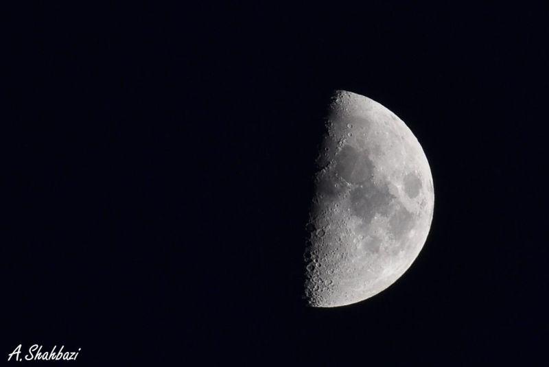 Mid moon