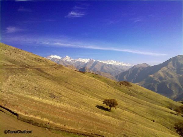 shaho mountains