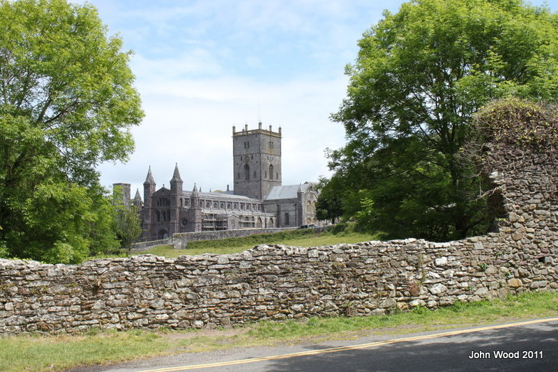 St. Davids Cathedral Wales