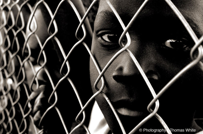 Faces in the Fence, Lira Uganda