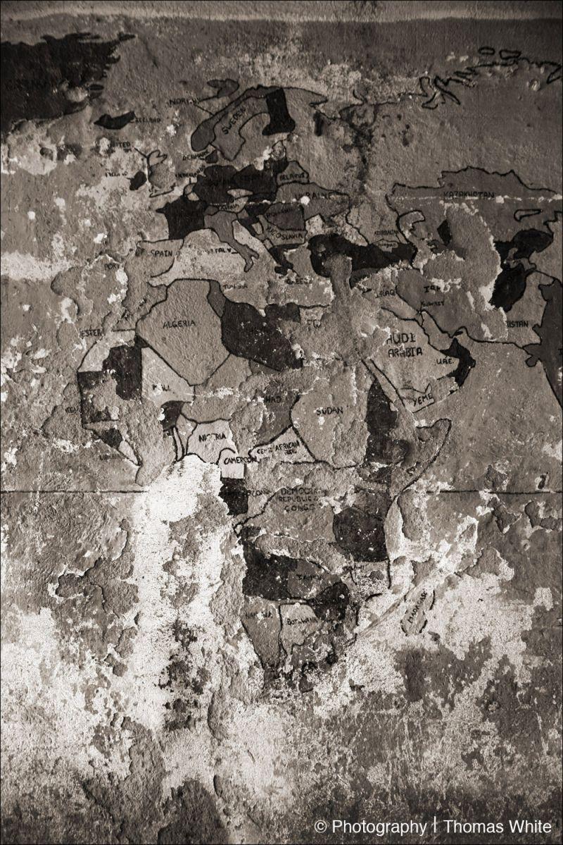 Wall Map - Bududa II