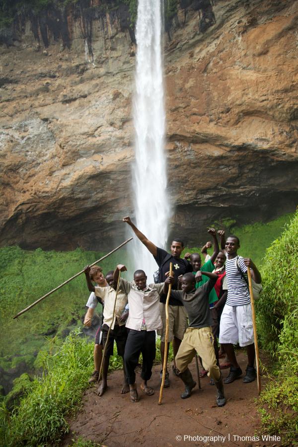 Sipi Falls, Mt Elgon.
