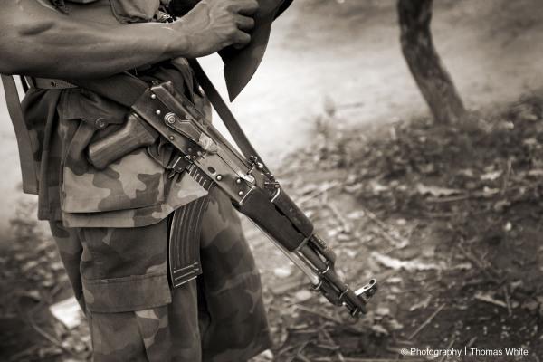 Hunting Joseph Kony I