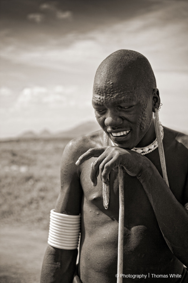Local from Kotido, Karamoja.