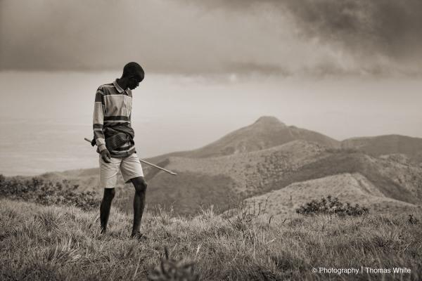 Hike up Mt Moroto XVII