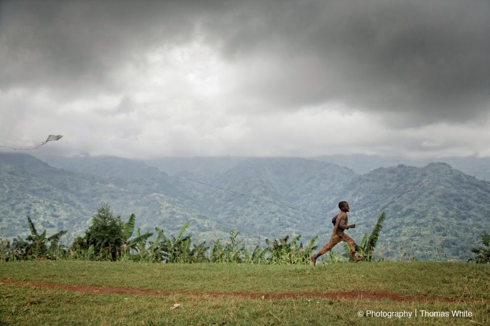 Slopes of Mt Elgon II