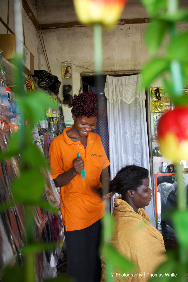 Hairdressing II