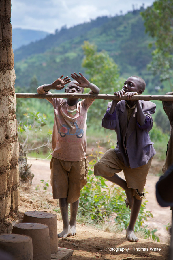 The MasterCard Foundation, Rwanda, SNV IV