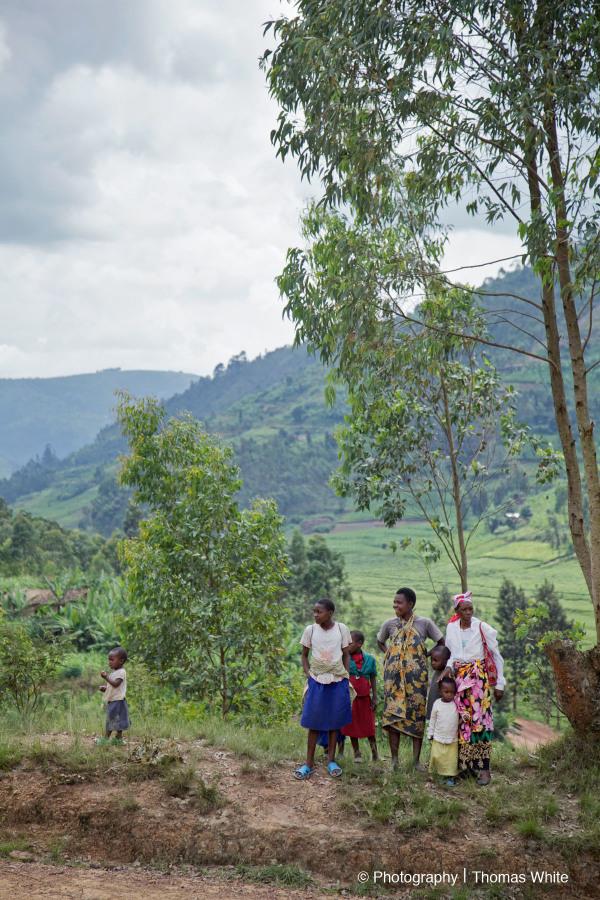 The MasterCard Foundation, Rwanda, SNV XIV