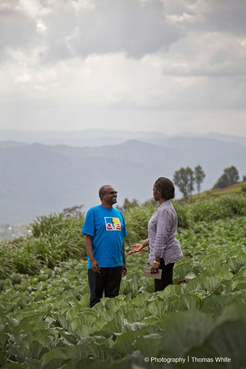The MasterCard Foundation, Rwanda, SNV XV