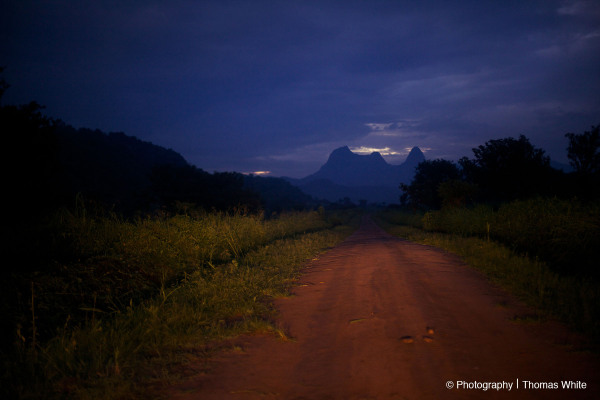 Heading towards Kidepo NP