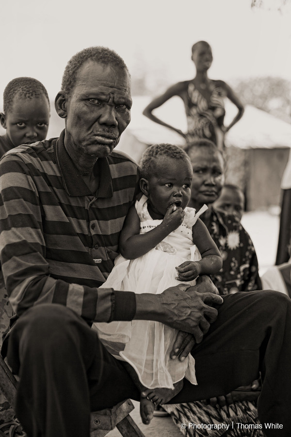 Internally Displaced People in South Sudan