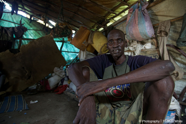 Internally Displaced People in South Sudan IV