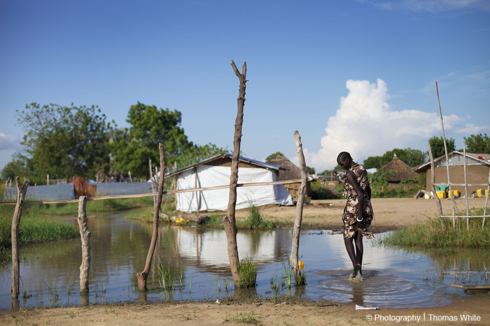 Internally Displaced People in South Sudan X