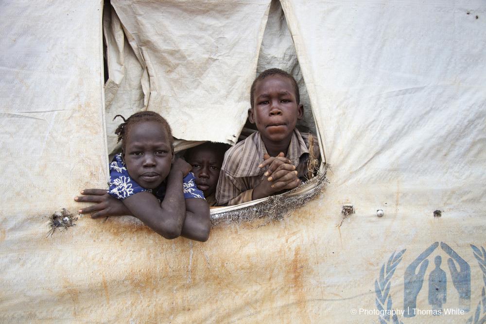 Adjumani Refugee Camp II