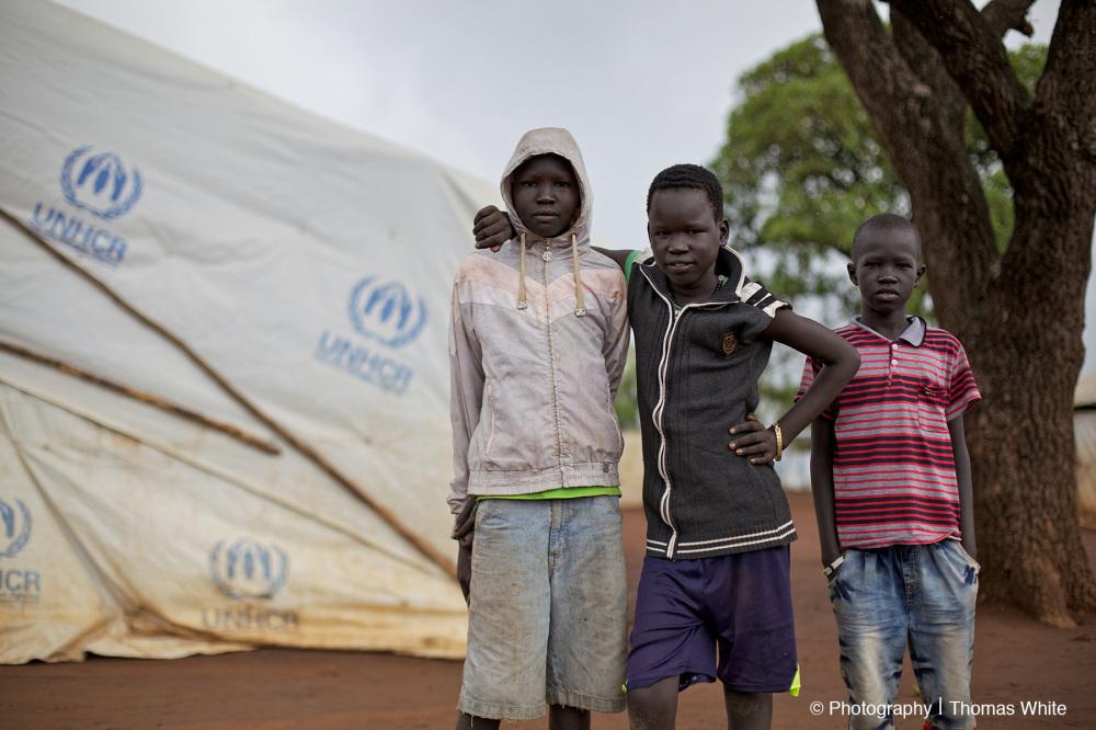 Adjumani Refugee Camp V