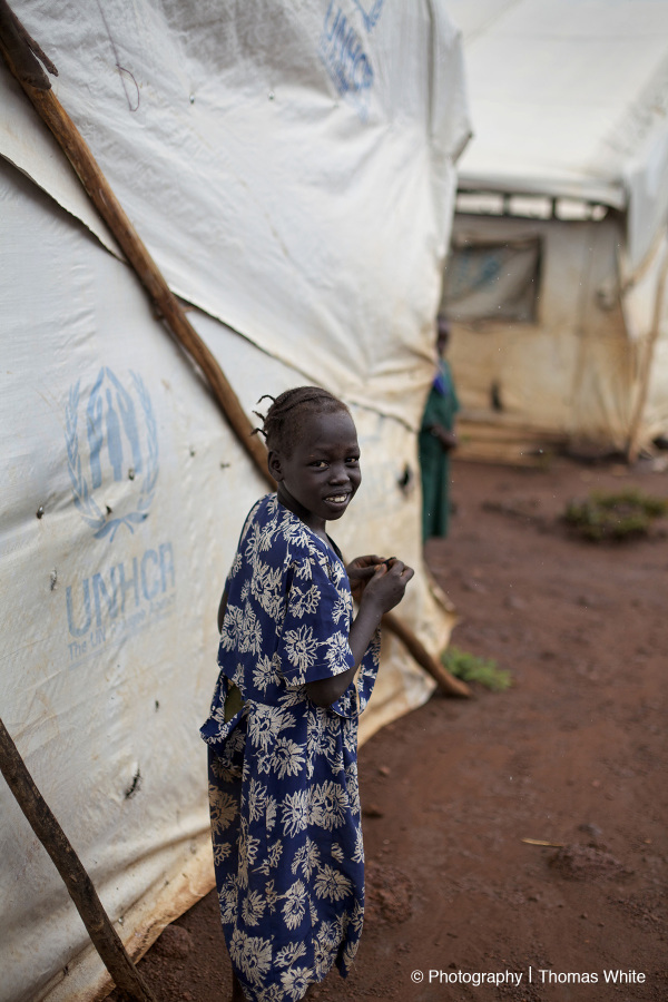 Adjumani Refugee Camp VII