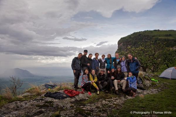 Top of Mt Napak IV