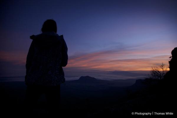 Top of Mt Napak V