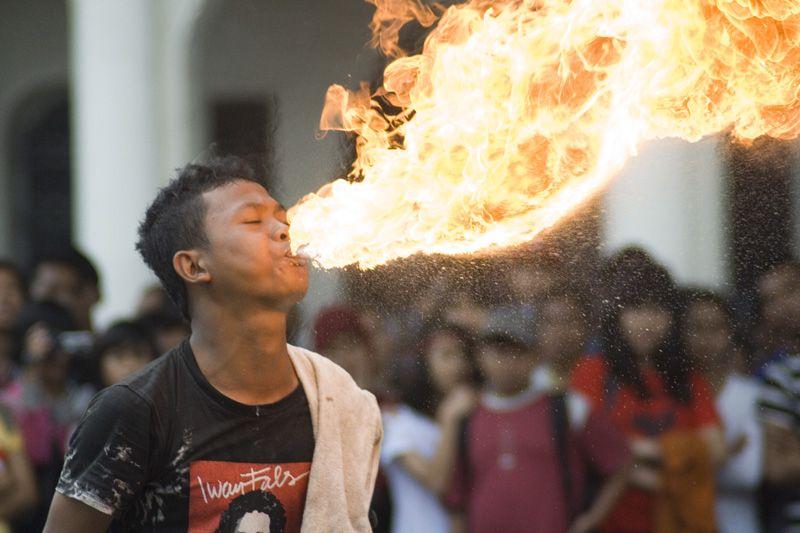 Jakarta Festival Happening