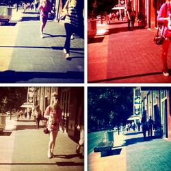 Street Capture at Auckland CBD