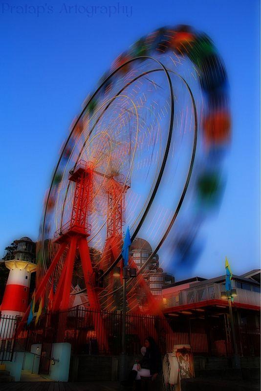 Giant Wheel Speedo