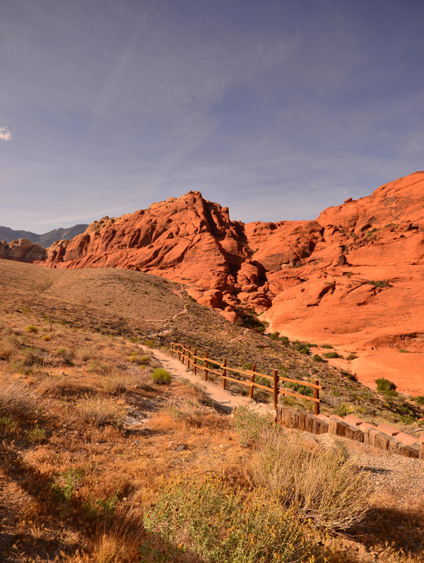 Red Rock Canyon - 3