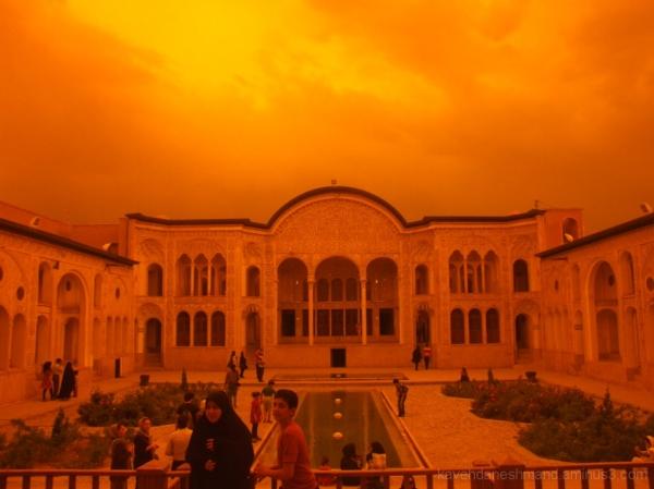 Yellow Kashan