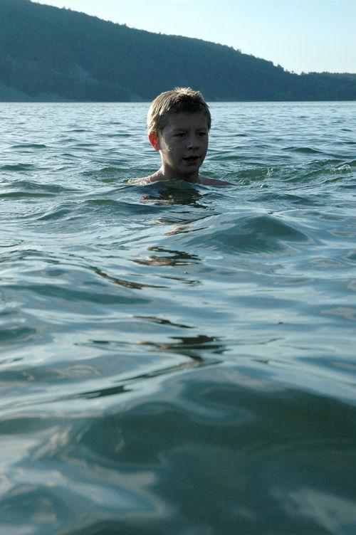waves, water, swimming