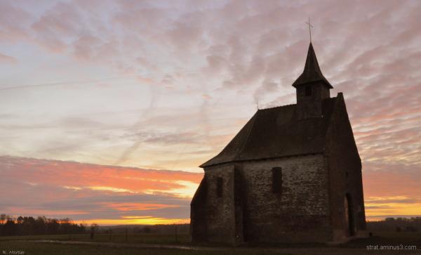 La chapelle du Try-au-chêne -
