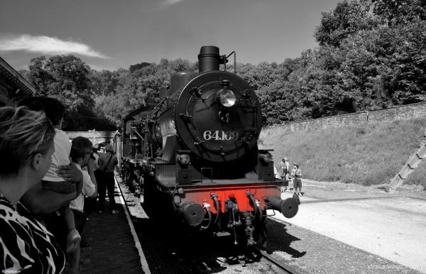 """Voyage à l'ancienne - """"Coal"""" trip"""