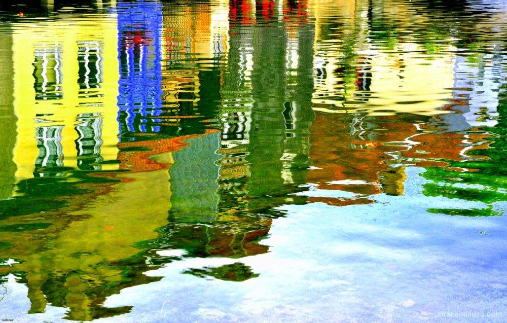 Peinture à l'eau