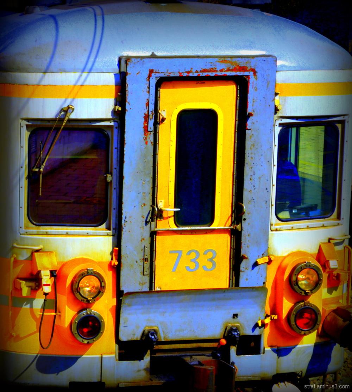 LAST TRAIN and